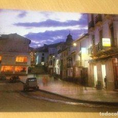Postales: ANTIGUA POSTAL VÉLEZ RUBIO ALMERIA. Lote 97242815