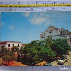 Cartes Postales: POSTAL DE MÁLAGA. AÑO 1973. ALHAURÍN DE LA TORRE, PLAZA PURÍSIMA CONCEPCIÓN. 1271. Lote 97252911