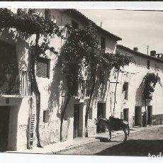 Postales: BAZA - CALLE DE LAS PARRAS - Nº 15. Lote 97554899