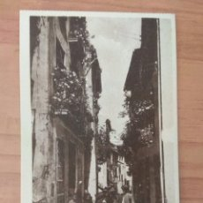 Postales: B-- POSTAL NUEVA DE GRANADA--CALLE ANTIGUA TIPICA. Lote 97609407