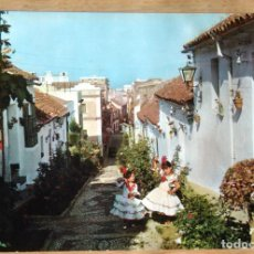 Postales: ALGECIRAS - CALLE ROCHA. Lote 97786219