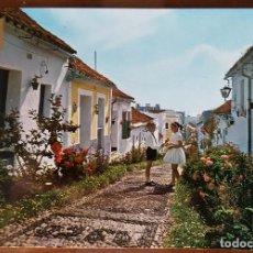 Postales: BONITA POSTAL ALGECIRAS (CADIZ) 1963 CALLE TÍPICA. Lote 97802387