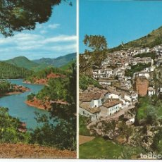 Postais: POSTAL CAZORLA (JAÉN) - VISTA PARCIAL PANTANO - FOTO SAN ANTONIO 1968. Lote 97884739