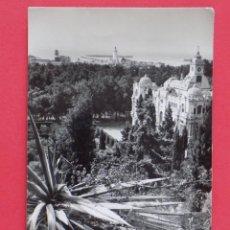 Postales: ANTIGUA POSTAL DE MALAGA - JARDINES DEL AYUNTAMIENTO - ... R-7355. Lote 97925727