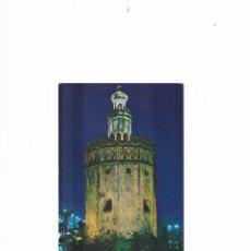 Postales: POSTAL ANTIGUA ANDALUCIA SEVILLA SIN CIRCULAR TORRE DEL ORO. Lote 97950887