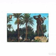 Postales: POSTAL ANTIGUA ANDALUCIA MALAGA SIN CIRCULAR PLAZA DE LA MARINA. Lote 97955543