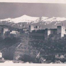 Postales: FOTO, POSTAL, GRANADA, LA ALHAMBRA, VISTA GENERAL. Lote 98549107