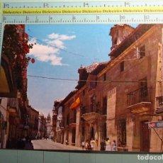 Postales: POSTAL DE JAEN. AÑO 1967. ALCALÁ LA REAL, PALACIO ABACIAL Y CARRERA DE LAS MERCEDES. COCA COLA. 1446. Lote 98743127