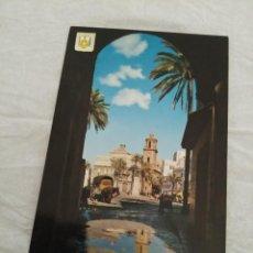 Postales: CADIZ ARCO DE LA ROSA. Lote 98784879