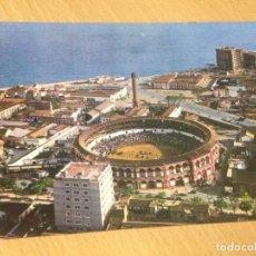 Postales: ANTIGUA POSTAL PLAZA TOROS MALAGA. Lote 98794207