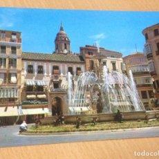 Postales: ANTIGUA POSTAL PLAZA JOSE ANTONIO MALAGA. Lote 98794287