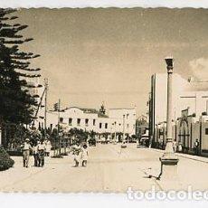 Postales: CADIZ ALGECIRAS AVENIDA DE AGUSTIN BALSAMO ED. ARRIBAS 404. ESCRITA. Lote 98797319