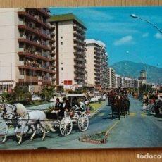 Postales: FUENGIROLA - PASEO MARITIMO. Lote 99336627
