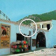 Postales: MIJAS MALAGA COSTA DEL SOL Nº 27 PLAZA DE TOROS Y SIERRA AL FONDO SIN CIRCULAR POSTALES C DEL SOL. Lote 99548971