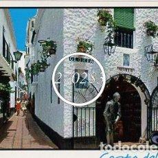 Postales: MARBELLA - MALAGA - COSTA DEL SOL - Nº 1682 CALLE GLORIA SIN CIRCULAR (MANE). Lote 99672835
