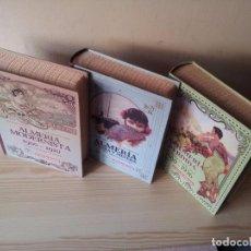 Postales: ALMERIA MODERNISTA / LA ALMERIA PERDIDA / ALMERIA UVERA Y MINERA - 3 ALBUNES INCOMPLETOS - LEER. Lote 99785395