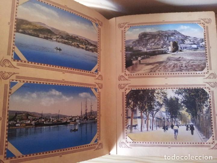 Postales: ALMERIA MODERNISTA / LA ALMERIA PERDIDA / ALMERIA UVERA Y MINERA - 3 ALBUMES INCOMPLETOS - LEER - Foto 12 - 99785395