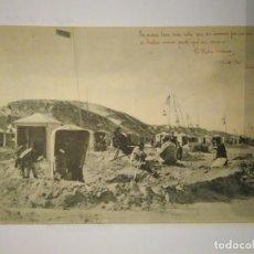 Postales: BONITA POSTAL CIRCULADA EN 1901. STENGEL & CON. . Lote 99989627