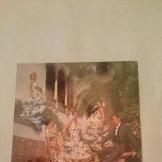 Postales: POSTAL PACO DE LUCIO Y SU FIESTA BALLET ALEGRIAS DEL PUERTO CADIZ SIN CIRCULAR. Lote 100479855