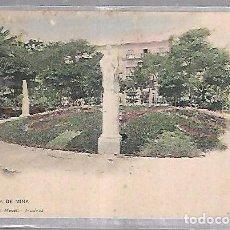 Postales: TARJETA POSTAL DE CADIZ - PLAZA DE MINA. 855. HAUSER Y MENET. Lote 100561791