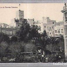 Postales: TARJETA POSTAL DE CADIZ - PLAZA DE GUERRA JIMENEZ. 1948. THOMAS. Lote 100562035