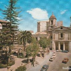 Postales: Nº 32539 POSTAL ALMERIA IGLESIA Y PLAZA DE SAN PEDRO. Lote 101029971