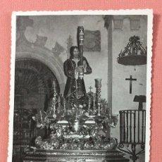 Postales: FOTOGRAFÍA FORMATO POSTAL. NUESTRO PADRE JESUS NAZARENO. FOTO BARAS. UBEDA. JAÉN.. Lote 101345307
