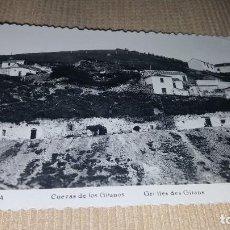 Postales: POSTAL.CUEVA DE LOS GITANOS.GRANADA.ROISIN.N°125. Lote 101393735