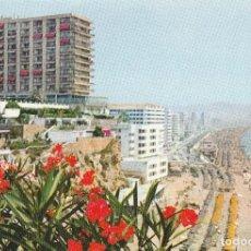 Cartes Postales: Nº 31989 POSTAL TORREMOLINOS MALAGA PLAYA DEL BAJONDILLO. Lote 101401863