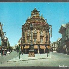 Postales: 509 - JEREZ DE LA FRONTERA - GALLO AZUL CON JOSE ANTONIO Y SANTA MARIA - ED. A.G.M. 1974 - CIRCULA. Lote 101402251