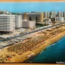 Postales: TORREMOLINOS - EL BAJONDILLO. Lote 101603551