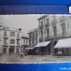 Postales: (PS-56773)POSTAL DE MOTRIL-PLAZA DE BURGOS RECIEN PAVIMENTADA. Lote 101997375