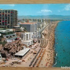 Postales: TORREMOLINOS - PLAYA DEL BAJONDILLO. Lote 102090487