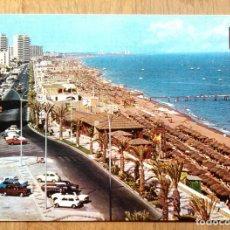 Postales: TORREMOLINOS - EL BAJONDILLO. Lote 102151711