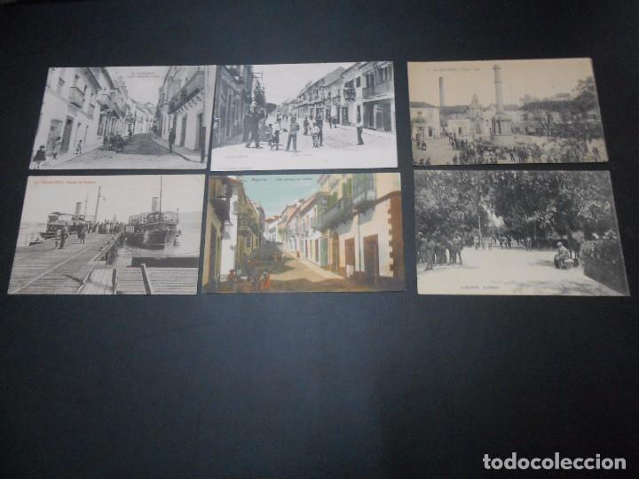 ALGECIRAS - CADIZ - 19 POSTALES DIFERENTES (Postales - España - Andalucía Antigua (hasta 1939))