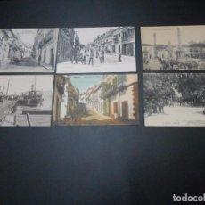 Postales: ALGECIRAS - CADIZ - 19 POSTALES DIFERENTES. Lote 102573087