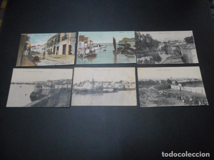 Postales: ALGECIRAS - CADIZ - 19 POSTALES DIFERENTES - Foto 2 - 102573087