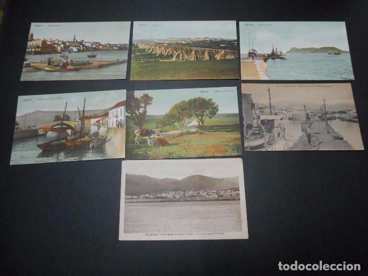 Postales: ALGECIRAS - CADIZ - 19 POSTALES DIFERENTES - Foto 3 - 102573087
