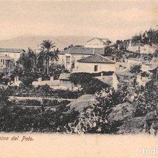 Postales: MÁLAGA.- CAMINO DEL PALO. Lote 102685207