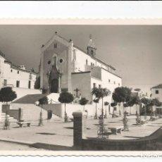 Postales: ARCHIDONA - PARROQUIA DE SANTA ANA Y MONUMENTO A LOS CAÍDOS - Nº 7 ED. ORTIZ. Lote 102708019
