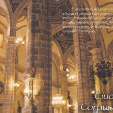 Postales: POSTAL IGLESIA DE LA ASUNCION. VILLACARRILLO (CIUDAD DEL CORPUS CHRISTI). JAEN. Lote 102833535