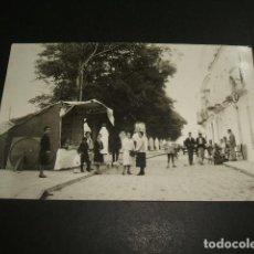 Postales: VEJER DE LA FRONTERA CADIZ LA CORREDERA POSTAL FOTOGRAFICA AÑOS 20. Lote 102835679