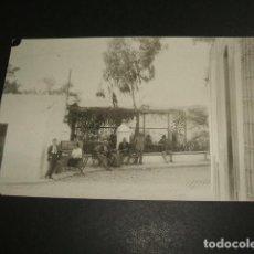 Postales: VEJER DE LA FRONTERA CADIZ TABERNA EN LA CORREDERA POSTAL FOTOGRAFICA AÑOS 20. Lote 102835719
