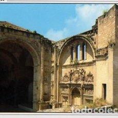 Postales: BAEZA (JAEN) Nº 25 RUINAS DE S FRANCISCO DEL ARQUITECTO VANDELVIRA SIGLO XVI ARRIBAS S/C - AÑO 1991. Lote 103063355