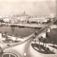 Postcards - SEVILLA PLAZA DE CUBA FOTO POSTAL - 103190187