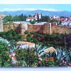 Postales: POSTAL GRANADA, VISTA GENERAL DE ALHAMBRA, N 22, ED. GALLEGOS. . Lote 103575867