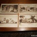 Postales: 4 POSTAL POSTALES DE SEVILLA EXPOSICION IBEROAMERICANA 1929. Lote 117778656