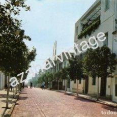 Postales: LA PUEBLA DEL RIO, SEVILLA, CALLE JOSE ANTONIO PRIMO DE RIVERA, EDIT.ARIH. Lote 103627135