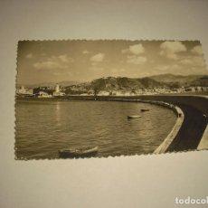 Postales: MALAGA 31 . MURO DE SERANTE Y CASTILLO DE GIBLALFARO ED. SICILIA , ESCRITA. Lote 103862507