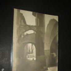 Postales: CUEVAS DE ALMANZORA ALMERIA POSTAL FOTOGRAFICA 1914. Lote 103867247